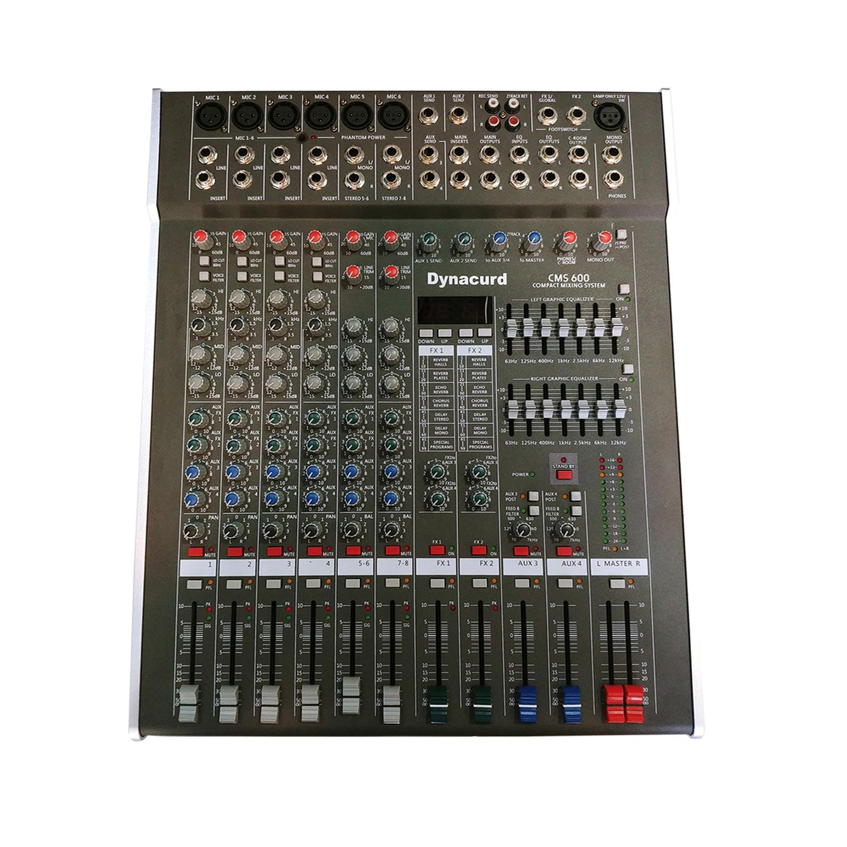 میکسر دایناکورد تایوان مدل CMS 600 | Dynacurd CMS600 Mixer