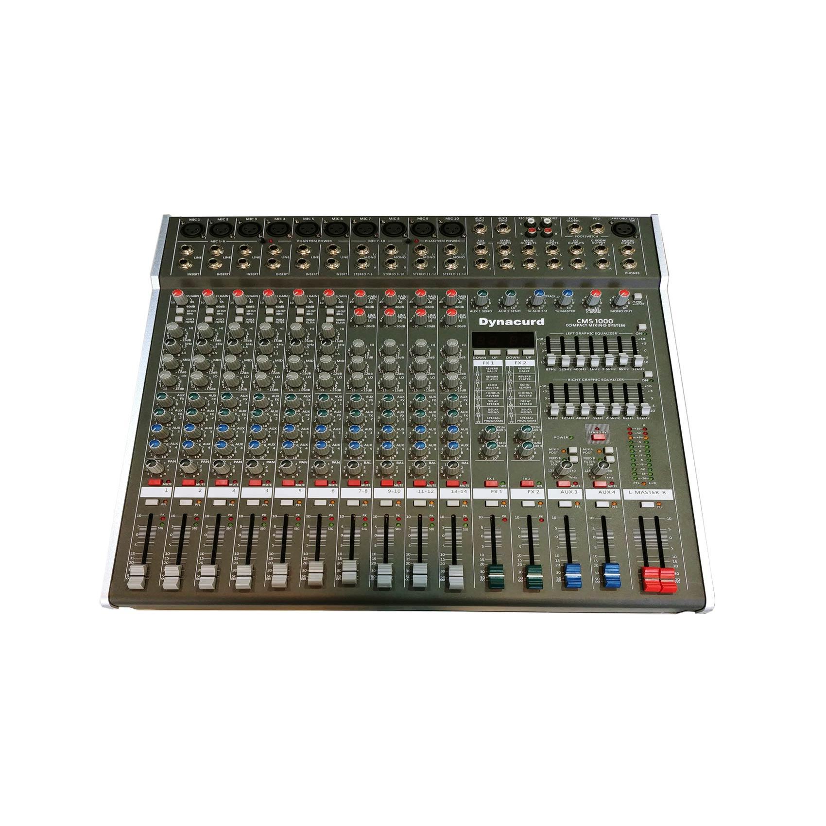 میکسر دایناکورد تایوان مدلCMS1000 | DynacurdCMS1000 Mixer