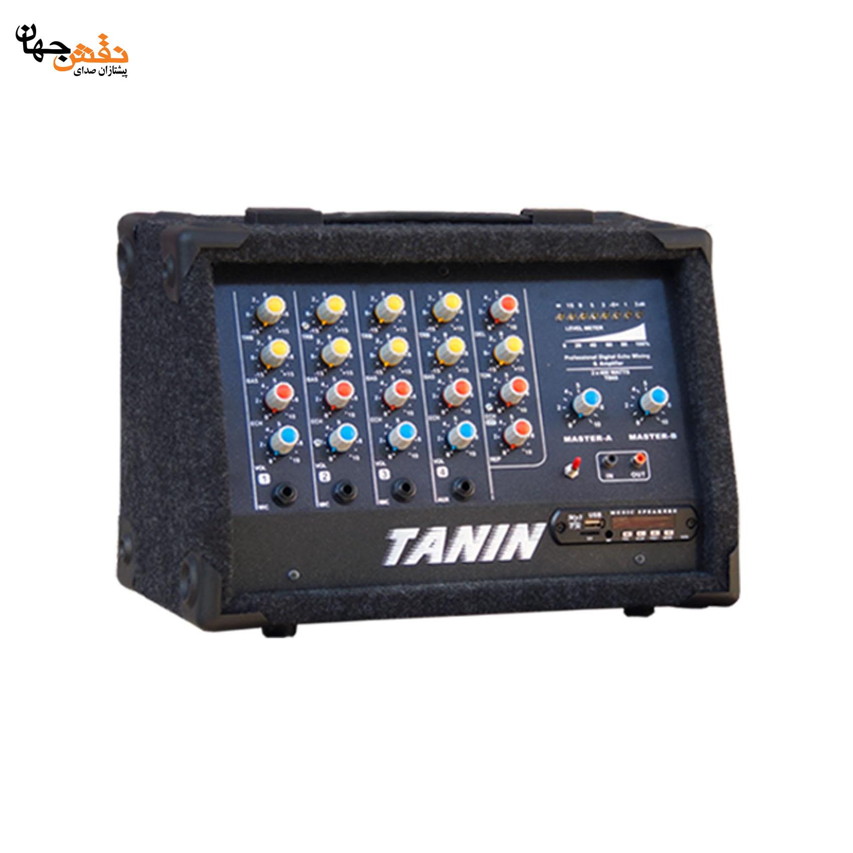اکو آمپلی فایر طنین مدل ۸۰۰ وات | Tanin 800W Echo Amplifier
