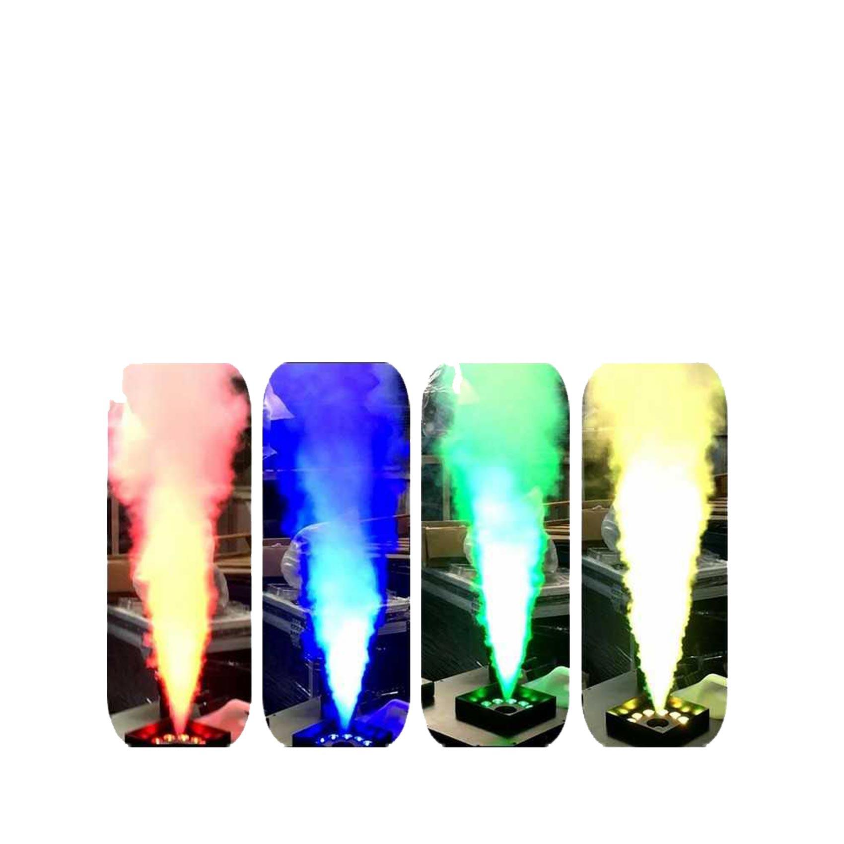 Smok-LED-effect