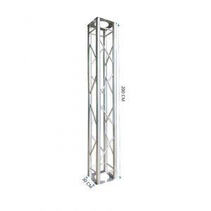 سازه چهار وجهی پرو مدل 200