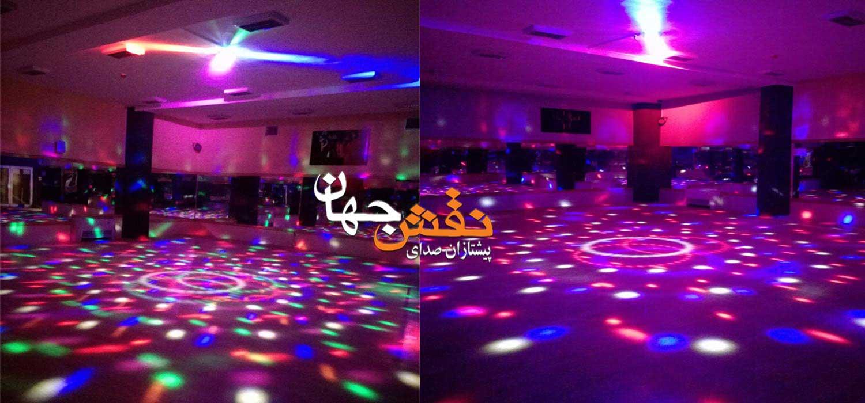 پروژه باشگاه افرا