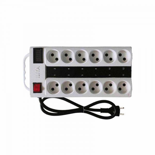 چند-راهی-برق-بی-سیم-ایلیا-مدل-12CH