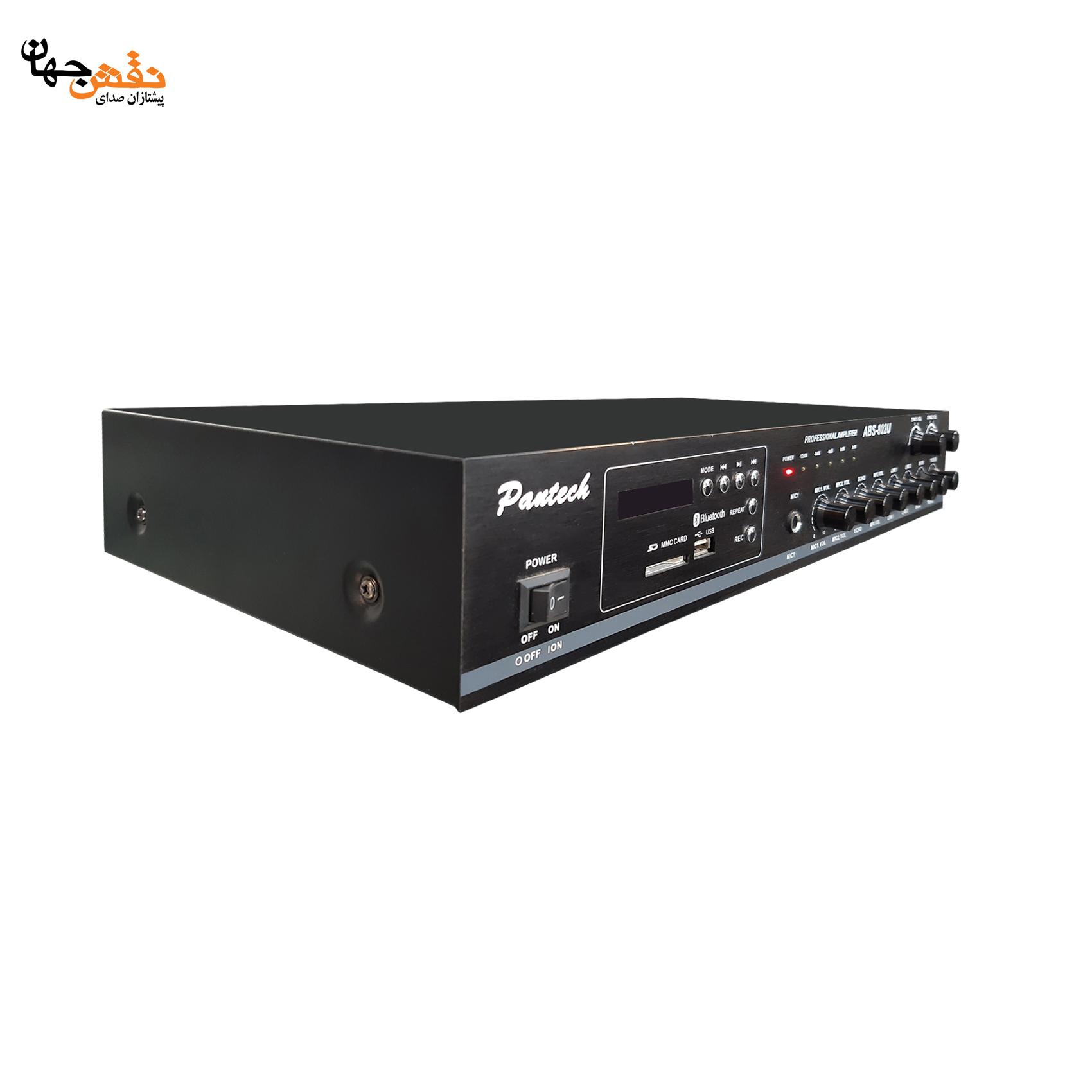 آمپلی فایر پنتک مدل ABS-802U